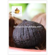 Ферментированный китайский соло черный чеснок 500 г / мешок горячий для продажи в 2014 году