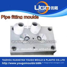 Haute qualité, bon prix, usine de moules en plastique pour la taille standard, tuyaux de tuyaux en PVC à taizhou, Chine
