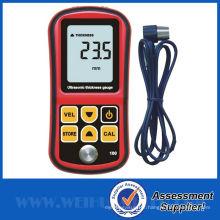 Calibre de espessura portátil ultra-sônico WH100 Calibre de espessura portátil ultra-sônico WH100