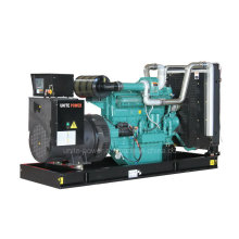 53kw 66kVA Standby Power Doosan Engine Power Generator Set
