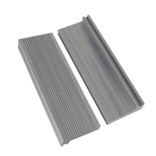 3D Embossing Engineered WPC Floor Board Decoration Material Composite Decking