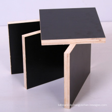 Schwarzes Film-Sperrholz für Baumaterial