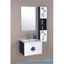 Armário do banheiro do PVC de 60cm (B-525)