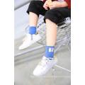Cute Little Girl algodón calcetines Kid calcetines con logotipo de animales etiquetados