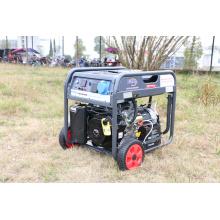 5kw / 5000W Heimgebrauch Benzin Benzin Generator mit 100% Kupfer Lichtmaschine