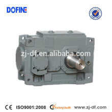 H2SH21 parallel shaft industrial gearbox H2SH22 helical gear units solid output