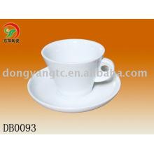 Taza de café al por mayor directa de la porcelana de la fábrica