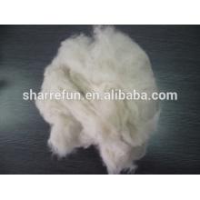 Professioneller Hersteller Reines kardiertes und Enthaartes Silberfuchs-Haar