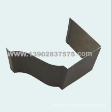 6 Inch Estilo K Design elegante Alumínio Gutter Jointer