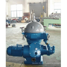 Centrifugeuse d'huile de moteur à déchets de combustible lourd