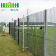 358 Double Wire Mesh Gate Gate Gate