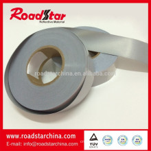 double side reflective spandex fabric for sportswear