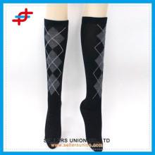 Womens algodón de moda de la media / Girls Thigh calcetines altos / calcetines de rodilla alta