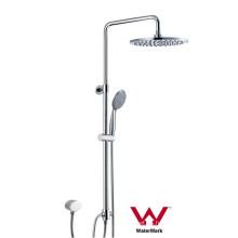 Mezclador de la ducha del cuarto de baño del ahorro del agua de la filigrana fijó (EB130)
