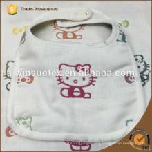 lovely patten cotton Saliva towel,baby soft cotton saliva towel