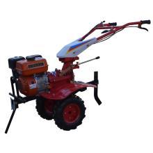 Небольшой бензиновый двигатель ручной трактор