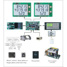 Microcomputer Controller for Fuel Dispensers