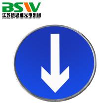 Ejemplo de diseño de señales de tráfico