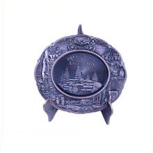 Plated technique souvenir plate personalized souvenir gifts