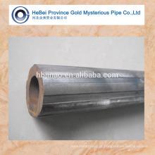 Tubo de aço macio sem emenda CDS aço carbono