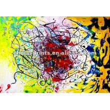 Abstrakt Freie Geist Leinwand Malerei mit Bahre