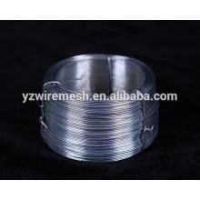 0.28mm electro galvanized iron wire/ galvanized metal wire(direct factory)
