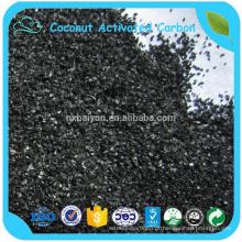 Purificação de água potável com 1020 carvões de carvão ativado com carbono ativado com iodo