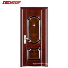TPS-134 India Market Exhibition Cheap Exterior Steel Door