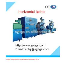 Prix de la machine à tour horizontal lourd d'occasion offert par la fabrication de tour horizontal lourd