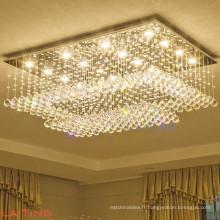 Kristallen kroonluchter lustre cristal plafond patriot éclairage 92045