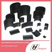 Haute qualité personnalisé Arc permanents NdFeB/Neodymium Magnet pour moteurs