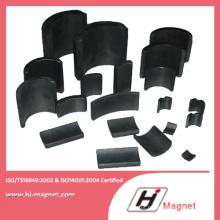 Alta qualidade arco personalizado permanente NdFeB/ímã do Neodymium para motores