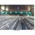 cage de couche de volaille automatique