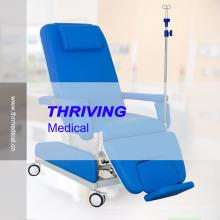 Кресло для сдачи крови с ручным управлением Thr-DC001