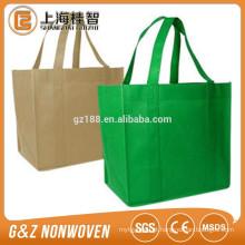 tecido não tecido pp tecido saco de compras eco-friendly
