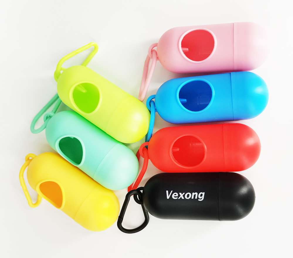 dog waste bags with handles