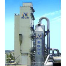 Oxígeno / nitrógeno de la planta de la separación del aire de la máquina del nitrógeno líquido