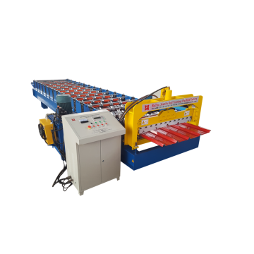 Bardeau de toit faisant des machines de Roll-formant de machine