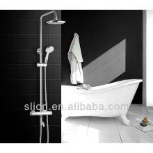 Baño de lujo de latón de ducha Set de ducha termostática