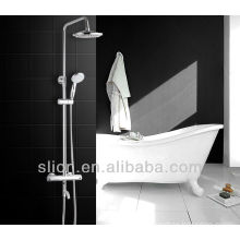 Luxury Brass Bath Shower Thermostatic Shower Set