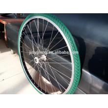 Rueda de espuma de poliuretano de 26 pulgadas para bicicleta