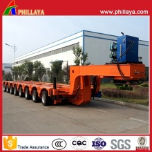 250 Tons Heavy Duty Machinery Transport Hydraulic Modular Trailer