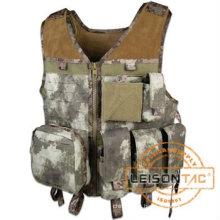 Tactical Vest GV e ISO padrão