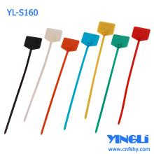 Пластиковый регулируемый маркер кабеля