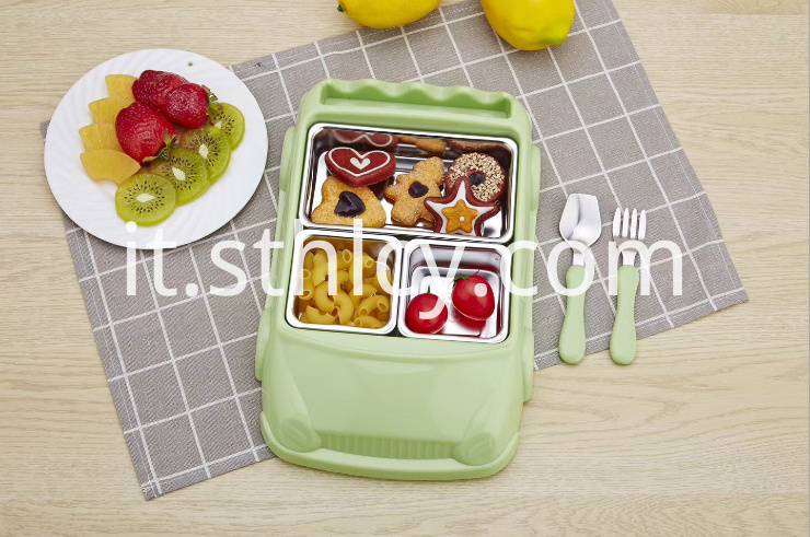 Stainless Steel Lunch Boxhl477zn4