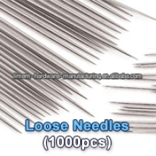 316 Stainless Steel Tattoo medical Loose Needles (0.25mm-0.40mm) High quality material