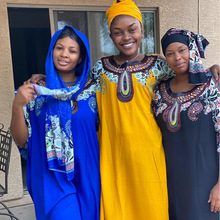 100% Baumwolle Afrika Damenbekleidung