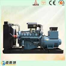 125kVA Weichai Duetz Motor Brushless Alternador Grupos electrógenos