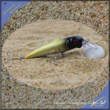 MNL042 10 cm / 10g Hartplastik Robot Fisch Minnow Locken