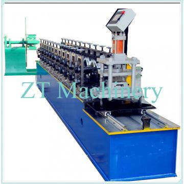 Operasi Elektrik Roller Shutter Door Making Machine